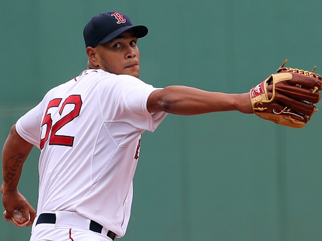Red Sox Eduardo Rodriguez Suffers 2nd Knee Injury