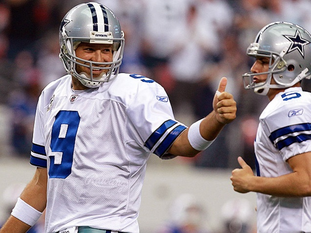 "Eagles On ""Exposing"" Cowboys Tony Romo to Potential Injury"
