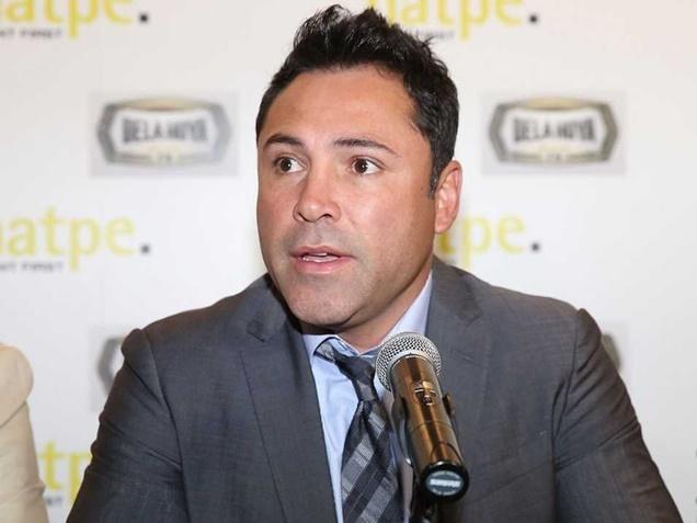 Oscar De La Hoya: Mexico Thirsting for Canelo vs. Chavez Jr. Fight