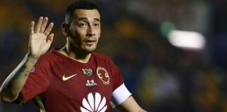 Adiós Rubens Sambueza; He's Moving to Toluca