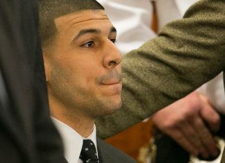 Aaron Hernandez Gun Tats Being Used in Trial