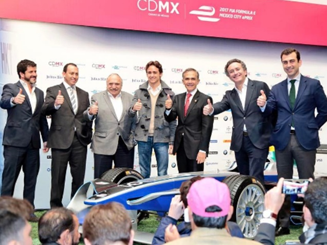 Esteban Gutierrez Moving Forward to Formula E