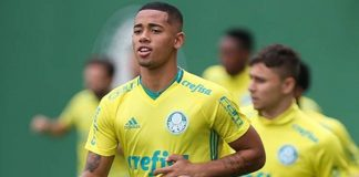Gabriel Jesus is Manchester City's New Brazilian Star