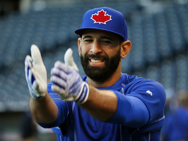 Jose Bautista Staying with the Toronto Blue Jays