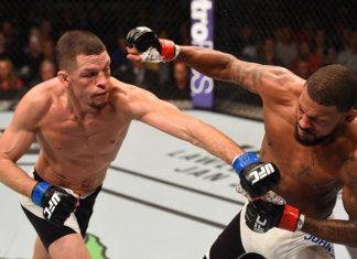 UFC Veteran Nate Diaz Applying for Nevada Boxing License