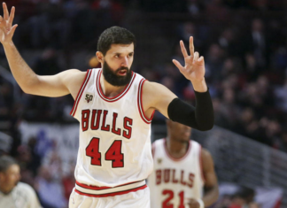 Bulls Shopping Rajon Rondo and Nikola Mirotic