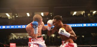 Robert Easter Jr. Remains Undefeated Against Luis Cruz