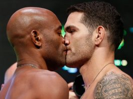 """Michael Bisping Weighs In on Anderson Silva """"Tarnishing his Legacy"""""""