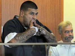 Tattoo artist Set to Testify in Aaron Hernandez Double Murder Trial