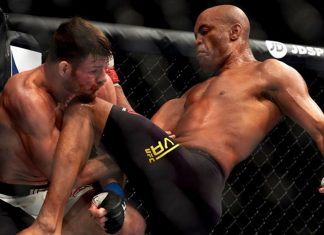 Anderson Silva Ready for Redemption Fight Against Michael Bisping