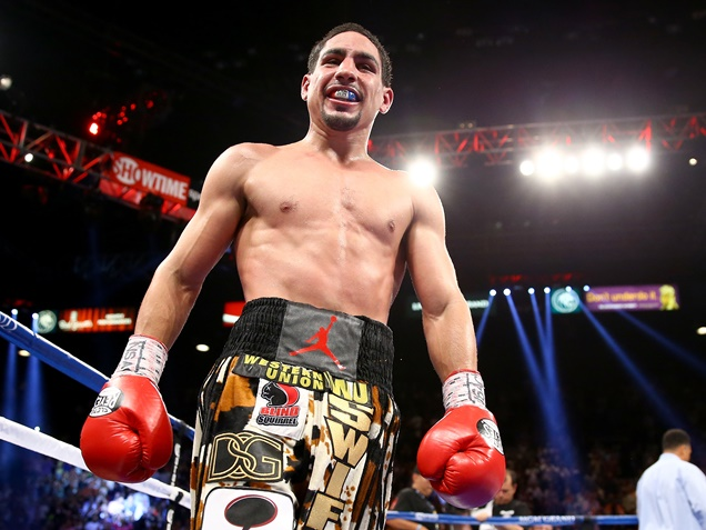 Danny Garcia Wants Keith Thurman's Scalp