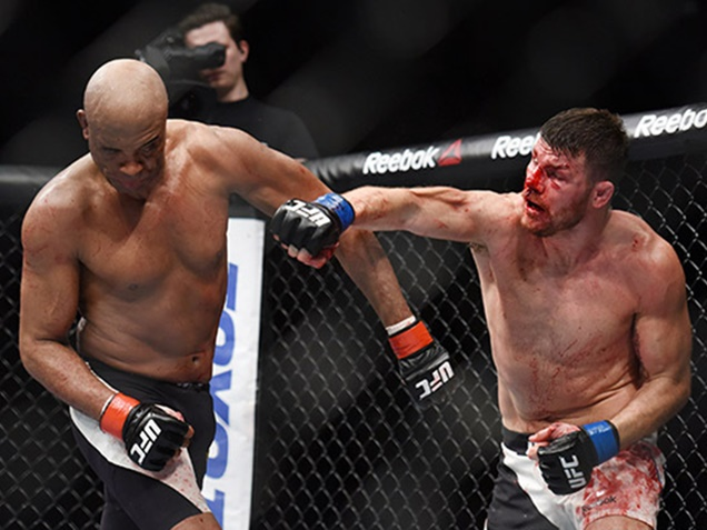 "Michael Bisping Weighs In on Anderson Silva ""Tarnishing his Legacy"""
