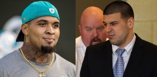 Aaron Hernandez Calls to Mike Pouncey Could Convict Him