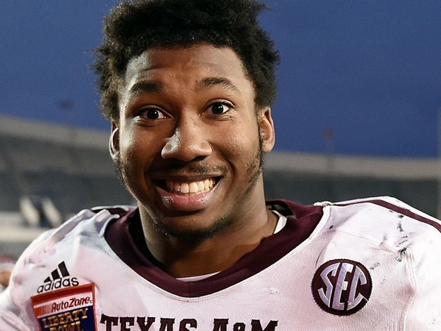 Texas A&M, Myles Garrett Gunning for Cowboy's Tony Romo Spot