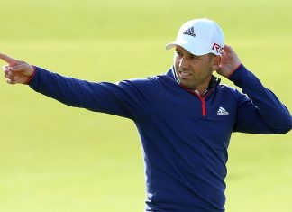 Fan Gets to be Sergio Garcia Caddie after 206 Tweets
