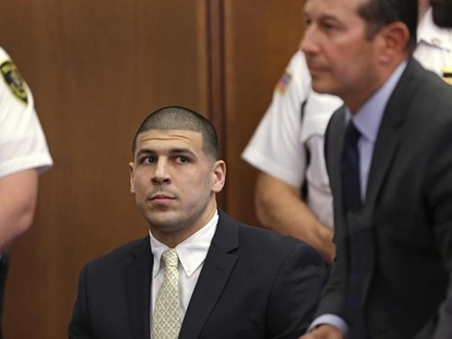 The Evidence is Stacking up Against Arron Hernandez