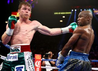 De La Hoya Wants Floyd Mayweather vs Canelo Fight