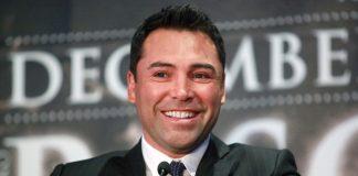 De La Hoya Predicts Canelo vs. Chavez Jr. Will Exceed PPV Buys