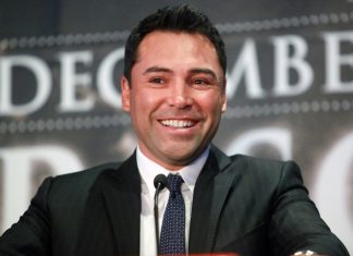 De La Hoya Predicts Canelo vs. Chavez Jr. Will Exceed PPV Buys
