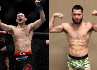 Jorge Masvidal Makes Violent Threat About Demian Maia