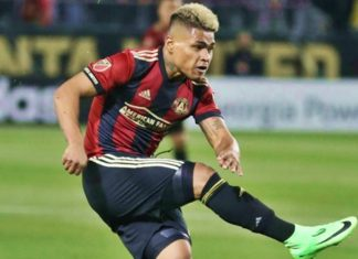 Atlanta United Striker Josef Martinez Out with Injured
