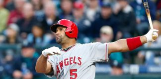 Albert Pujols Progress Looking Good for Angels Opening