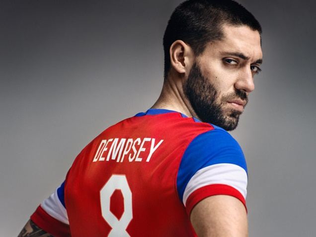 Bruce Arena Announces Clint Dempsey Cleared To Play for USMNT