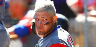 Yadier Molina Wants Apology; Adam Jones Claims are Bogus
