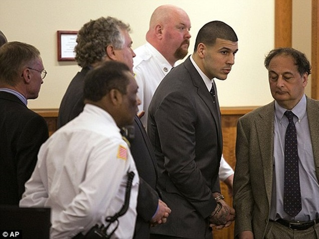 Aaron Hernandez Verdict: Not Guilty