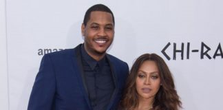 "Carmelo Anthony Justified Infidelity Saying ""La La is married, I'm Not"""