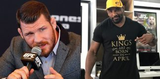 Michael Bisping Dubs Yoel Romero a 'Hypocrite'