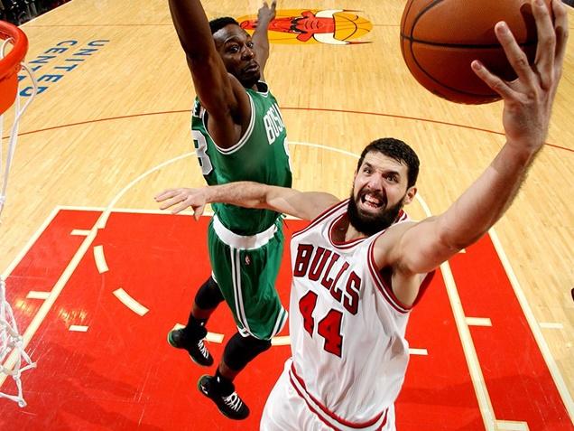 Nikola Mirotic Latinos Players To Watch During NBA Playoffs