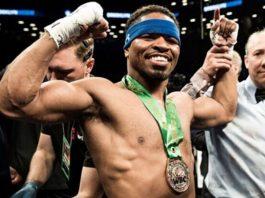 Shawn Porter Pull Off Impressive TKO Andre Berto