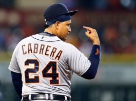 """Miguel Cabrera """"I Got My Point"""" Across with The Indians"""