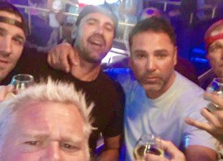 Busted: Oscar De La Hoya Drunk In Mexico