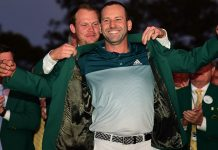 Sergio Garcia Wins The First Major Title
