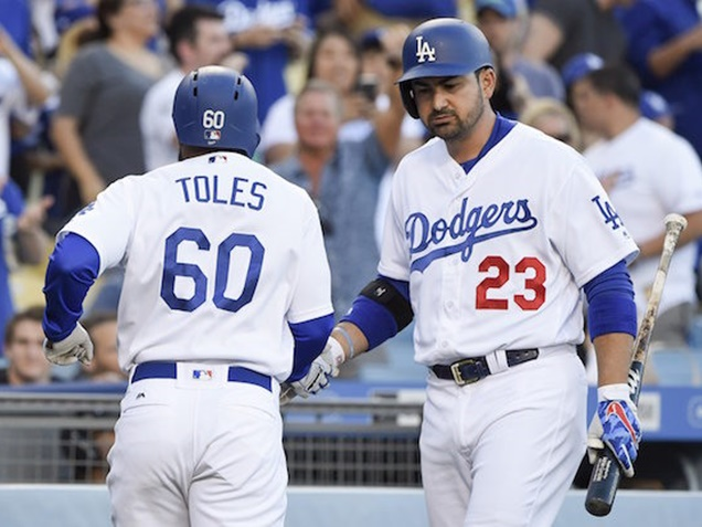 Adrian Gonzalez and Jose Bautista Could Lose Their Starting Jobs
