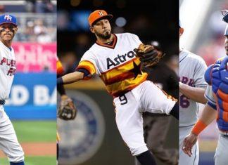 Carlos Correa, Marwin Gonzalez, Juan Centeno Homers Traveled 1,099 feet