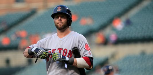 Newly Sixth Man Dustin Pedroia Explains Small Hands are Strong