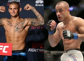 Eddie Alvarez Will Finish Dustin Poirier by KO