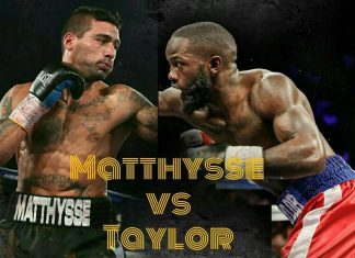 Emanuel Taylor Weighs In on Lucas Matthysse Undercard Fight