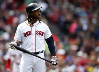 Red Sox's Hanley Ramirez Can't Get A Hit