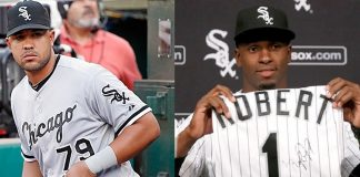 Jose Abreu Proudly Talks about Luis Robert Joining White Sox