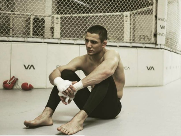 Why Aaron Pico Wanted to Fight Veteran in Pro MMA Debut