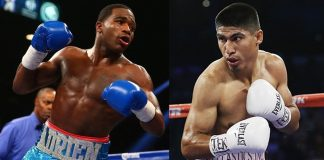 Adrien Broner Dropping to '140' to Fight Mikey Garcia