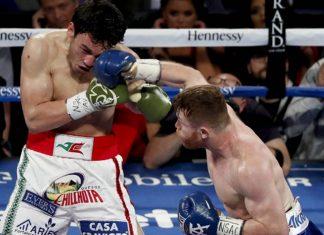 Canelo Alvarez vs Chavez Jr: 12 Round Unanimous Win