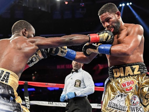 Terence Crawford Keeps His Word Felix Diaz Knock Out