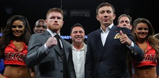 Oscar De La Hoya Predicts PPV Sales at $3 Mill for Canelo vs GGG