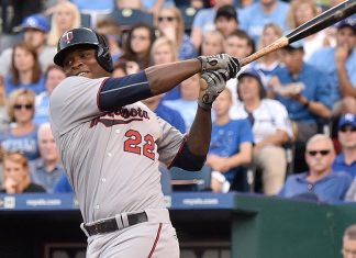 Twins Miguel Sano Talks Home Run Game Improving