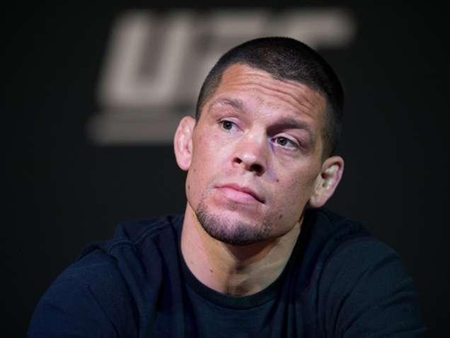 Nate Diaz Not Interested in Fighting for 'Fake Titles'
